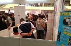 Ribuan pencaker di Kota Tangerang bekerja usai ikuti jobfair